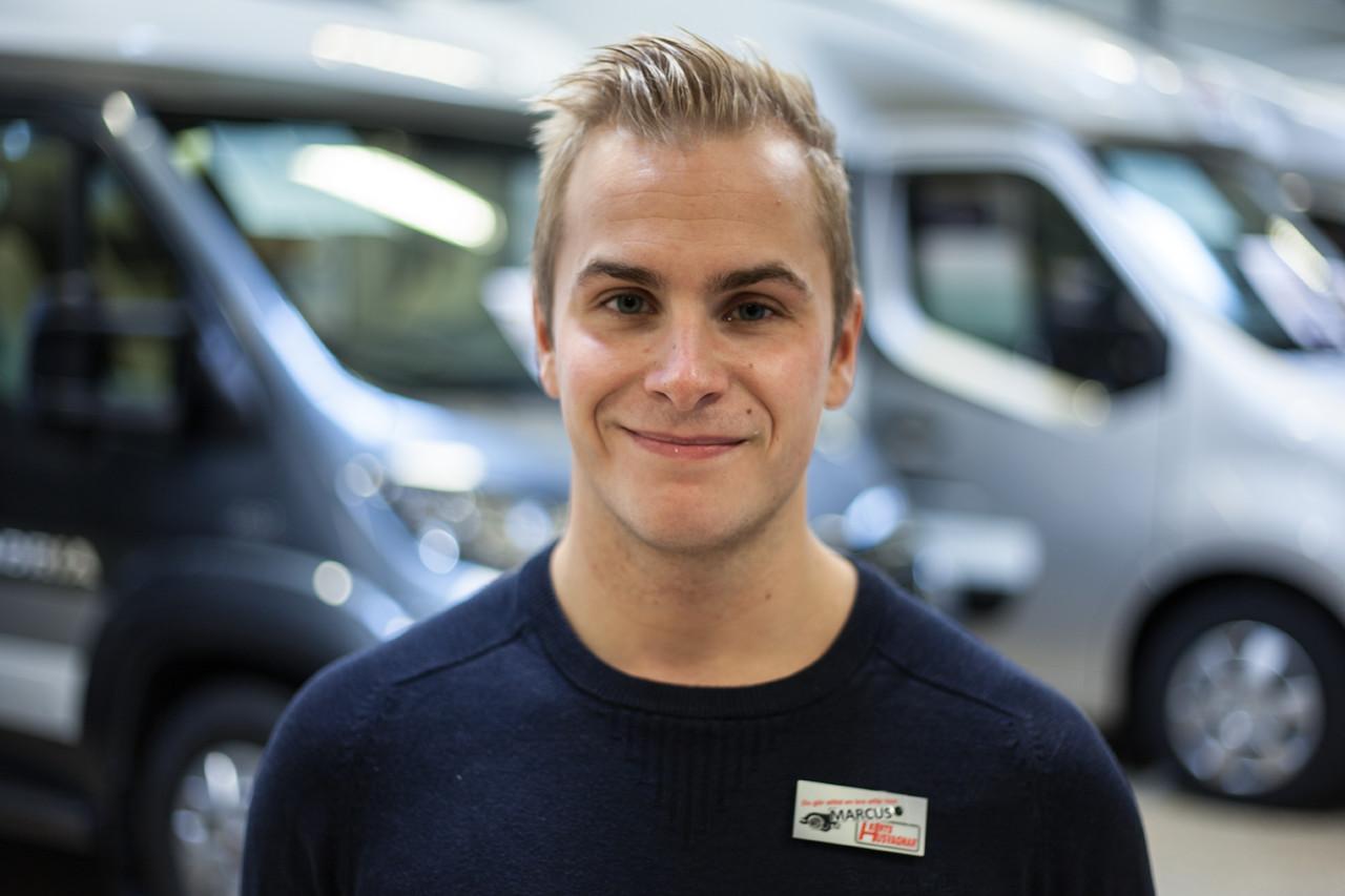Marcus Fältsjö Holm