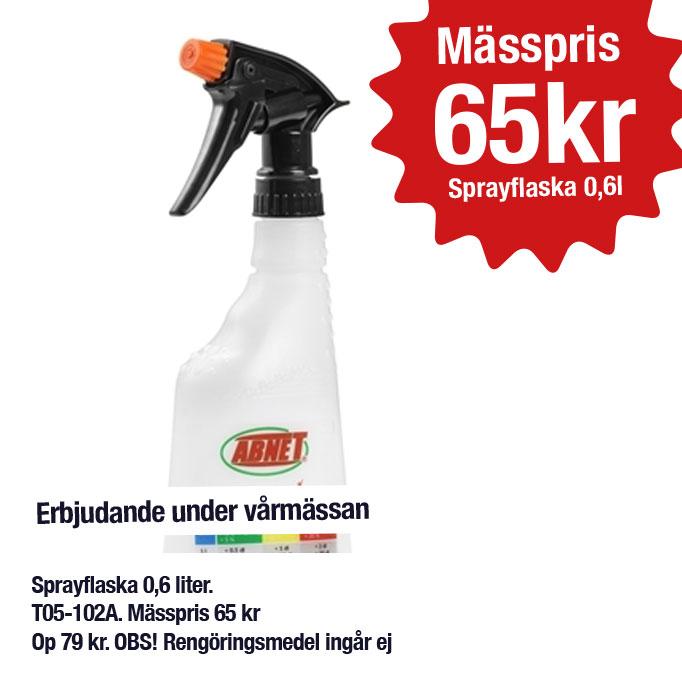 sprayflaska